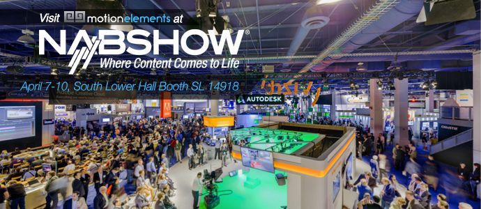 MotionElements at 2014 NAB Show