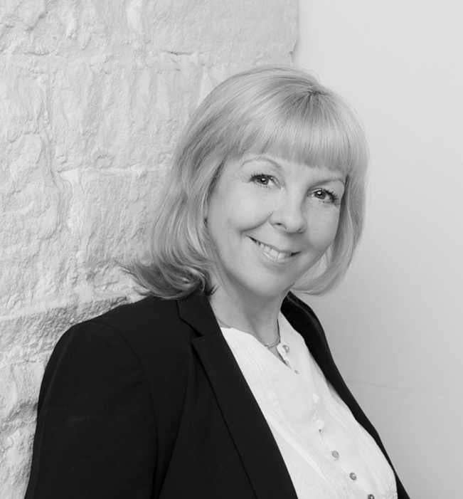 Jo Haigh, newly appointed non-executive chair of the ICM Group