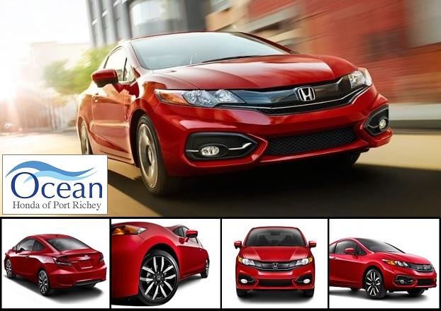 2014 Honda Civic  Sale at Ocean Honda Port Richey