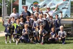 Fearless Lacrosse U11 Champion