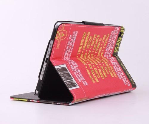 Sports Almanac iPad Mini Case | Back To The Future iPad ...