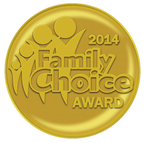 Kathryn the Grape's Children Series Receives Four Family Choice Awards