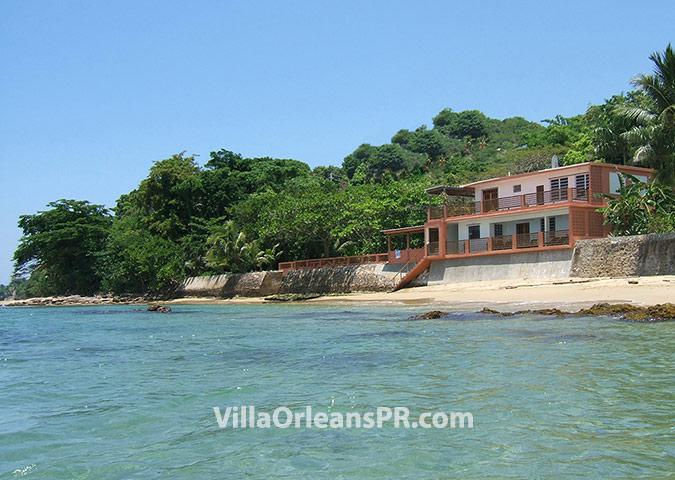 Villa Orleans in Rincon Puerto Rico