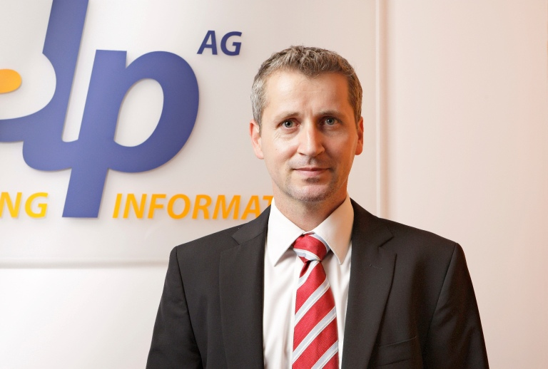 Stephan Berner of Help AG