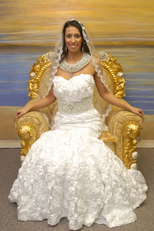 Queen Eleanor of England Gown by TeKay Designs