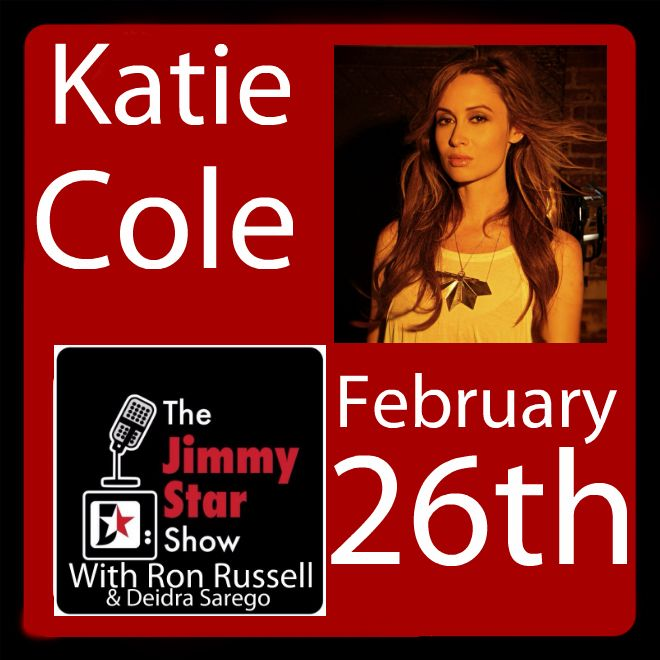 Katie Cole on The Jimmy Star Show