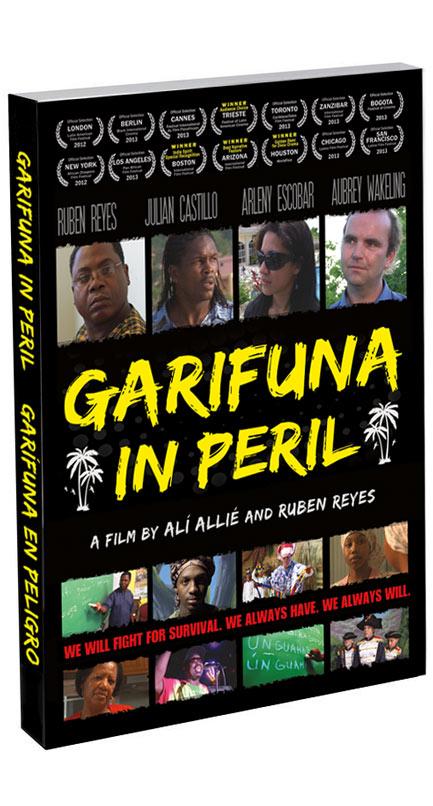 Garifuna in Peril DVD