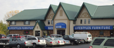 LifeStyles Furniture - Store Front