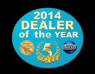 The 2014 Missouri Dealer Of The Year Is Crossroads Chevrolet Cadillac Of  Joplin.