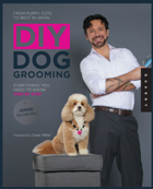 DIY Dog Grooming Book Cover