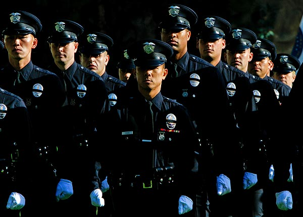 LAPD Police Reserves