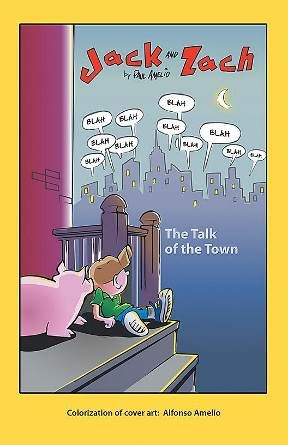 Jack and Zach - The Talk of the Town