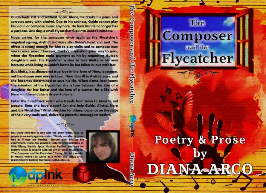 """The Composer and the Flycatcher,"" by Diana Arco"