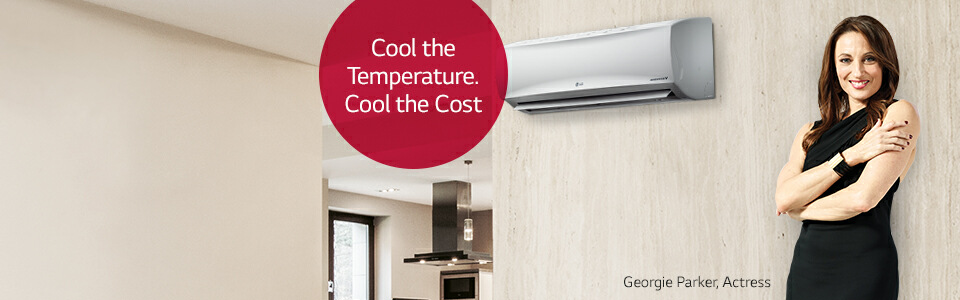 $300 Cash Back with LG ducted air conditioning