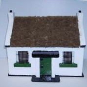 Small IrishThatched Cottage
