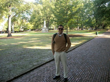 Palmer on the Horseshoe in 2010