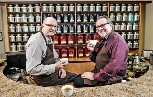 Phil Krampetz and Kyle Stewart of The Cultured Cup return to share their teas.