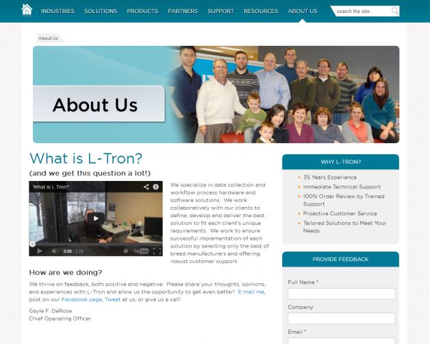 About L-Tron