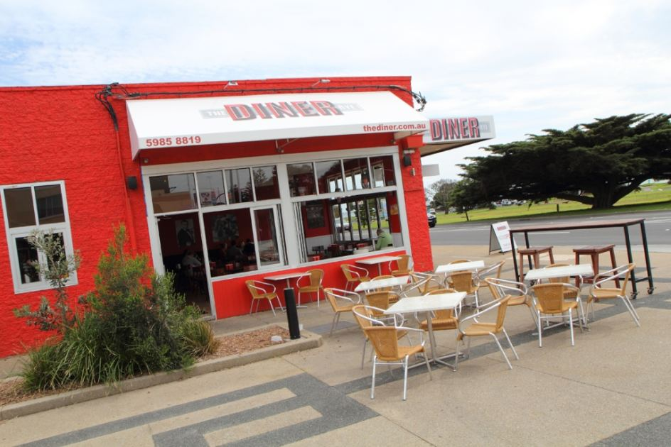For Sale: The Diner, Rye Victoria