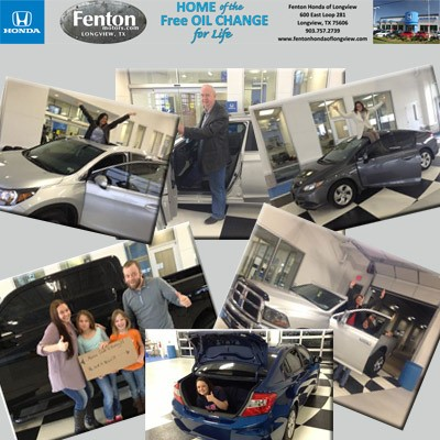 Fenton Honda Of Longview Texas