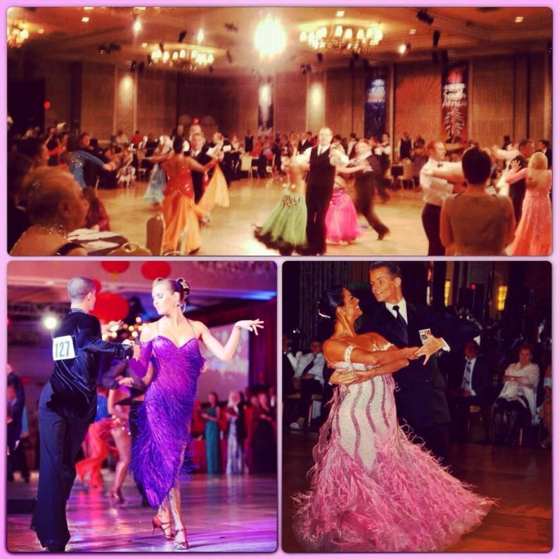 Planet Ballroom Dance Events