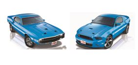 One winner gets $50,000 plus both of these rare Ford Shelby GT500 Mustangs.