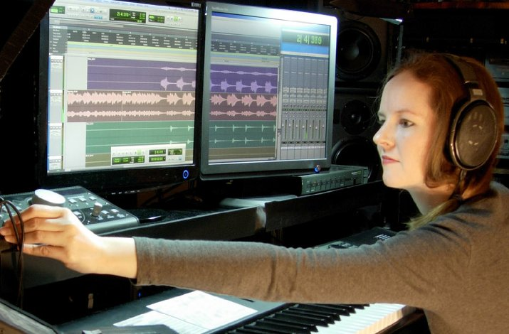 Winifred Phillips, author of A Composer's Guide to Game Music