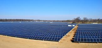 A 39 megawatt site in Indiana. Photo courtesy of AMEC.