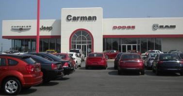 Carman Chrysler Jeep Dodge in DE is a 5-Star Dealership