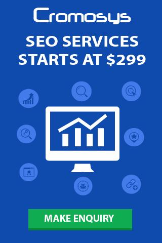 Cromosys - SEO Services