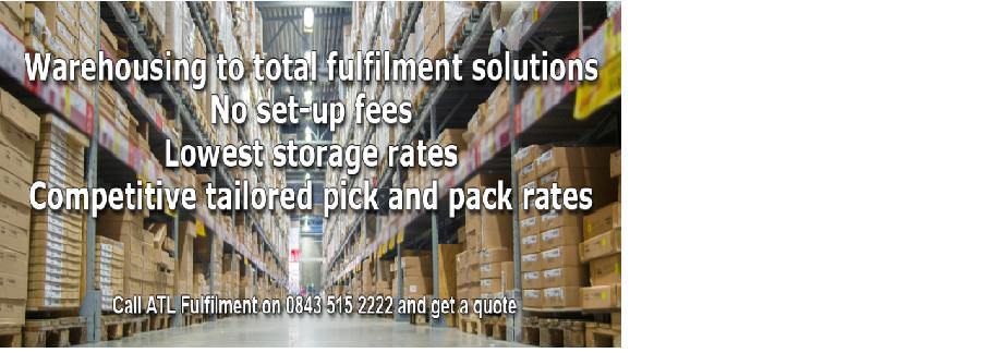ATL Fulfilment warehousing