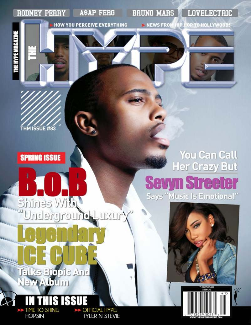 The Hype Magazine Spring Newsstand Issue