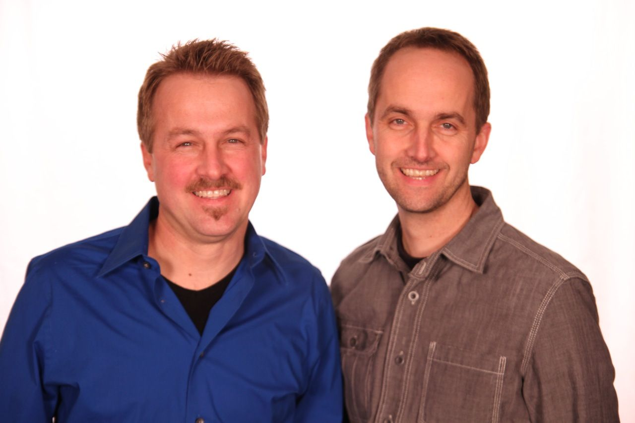 Dave & Jon Ferguson, Co-Founders
