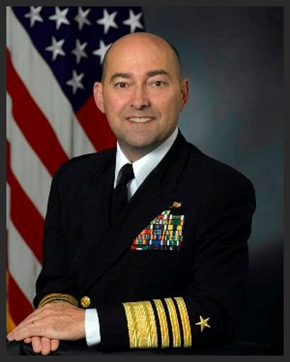Four Star Admiral James Stavridis