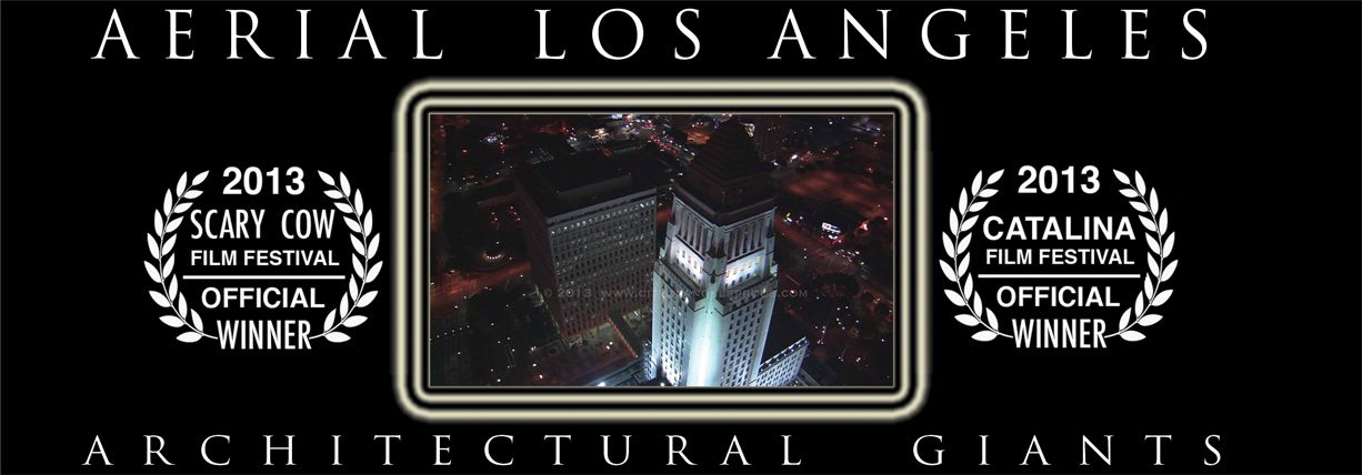AERIAL Los Angeles - Architectural Giants