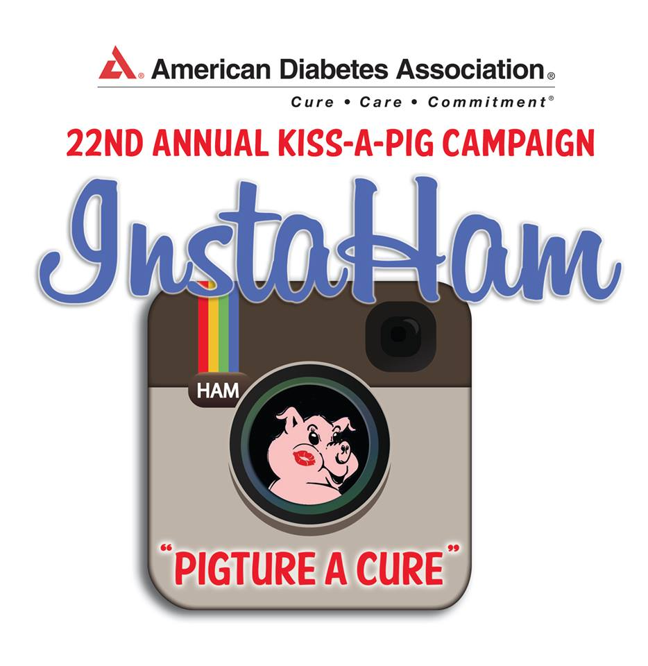 22nd Annual Kiss-a-Pig Campaign