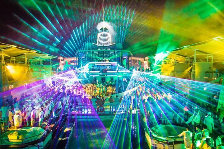 Laseronics Celibrity cruise 2014