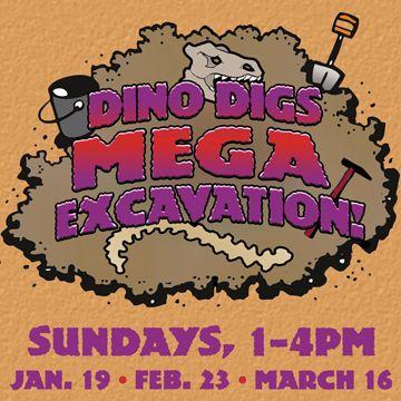 Dino Digs Mega Excavation