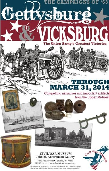 Gettysburg and Vicksburg, The Union Armys Greatest