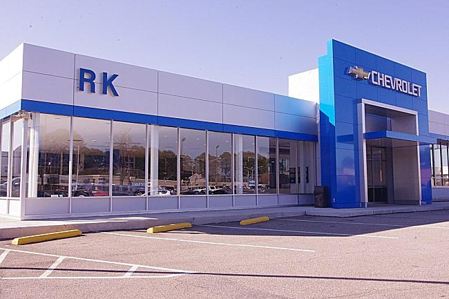 Rk Chevrolet Virginia Beach Va