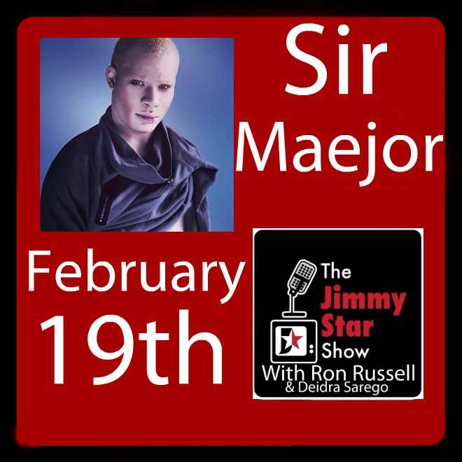 Sir Maejor on The Jimmy Star Show