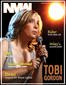 Tobi Gordon NMW Cover 2014