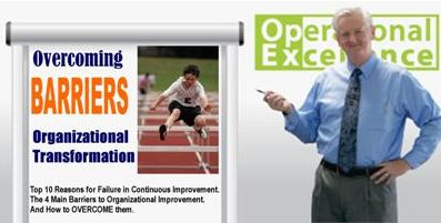 Overcoming Barriers to Organizational Transformation