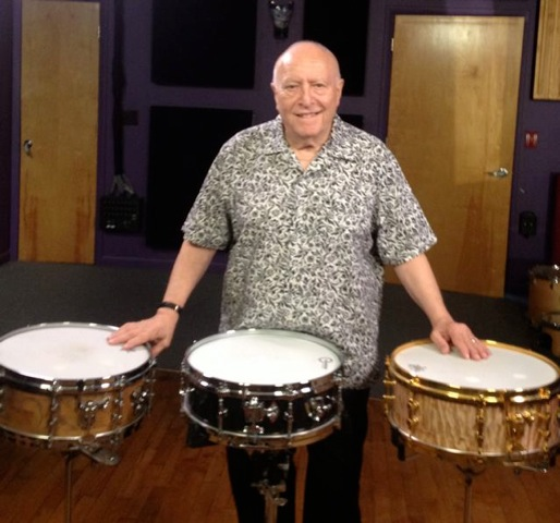 "Morris ""Arnie"" Lang - Percussive Arts Society Hall of Fame Inductee"