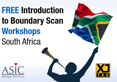 Free boundary scan workshops with XJTAG this May