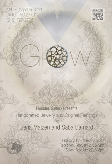 """""""Glow"""" at Pleiades Gallery"""