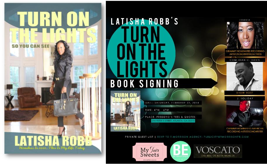 Turn on The Lights So You can See by Latisha Robb