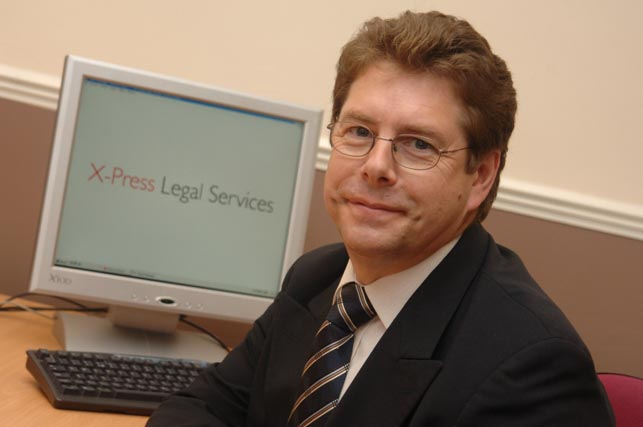 Dave Lister, X-Press Legal