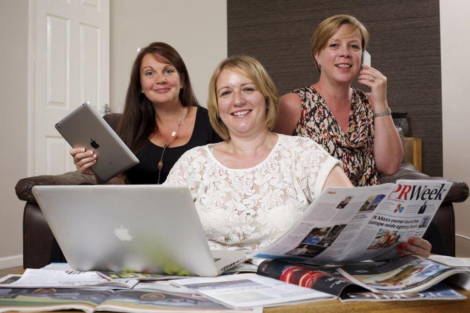 The Yorkshire based MyPRGuide team