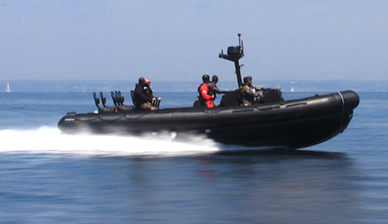 Zodiac MILPRO wins major contract for ECUME RIB